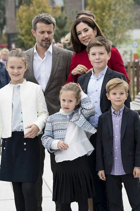 Royal Kongehuset 2008 princesse princess Mary prince Frederik Danemark Denmark