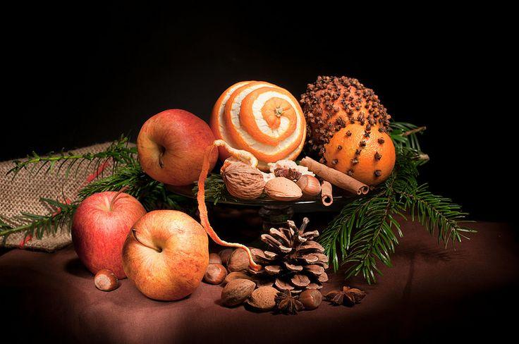 Apfel, Nuss und Mandelkern...
