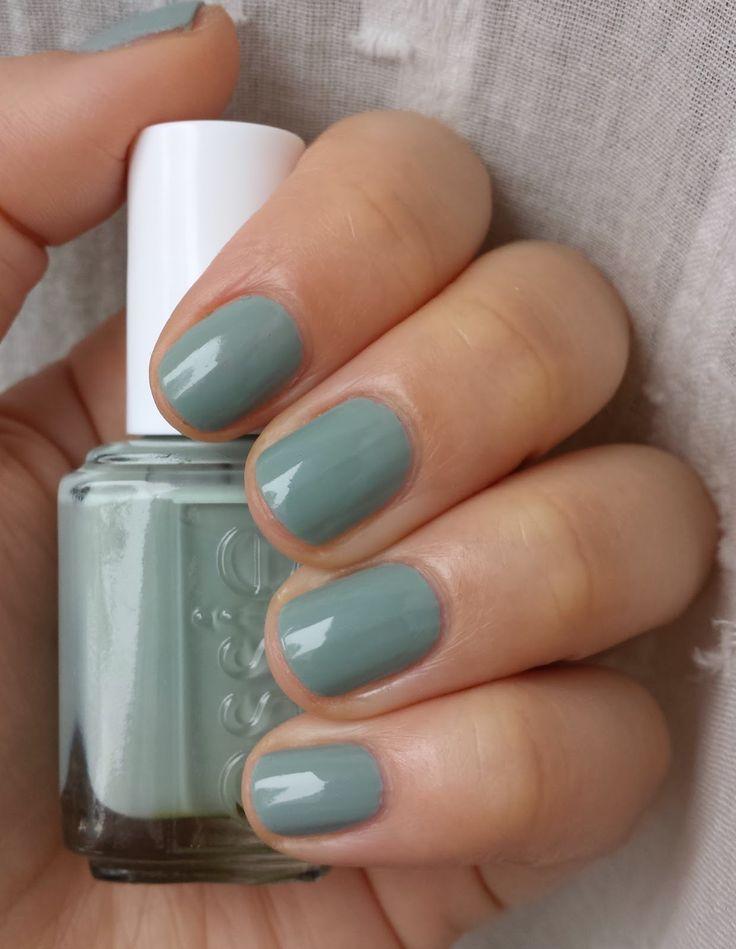 Polish or Perish: Renewed green: Essie Maximillian Strasse Her
