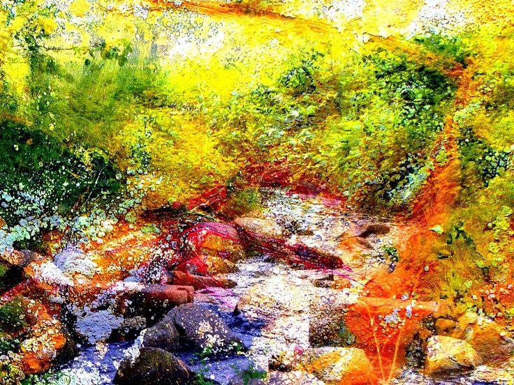 Landschaftsmalerei impressionismus  16 besten Lee Eggstein / Natur / Landschaft / Malerei ...
