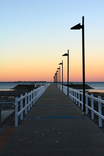 Wynnum Pier <3