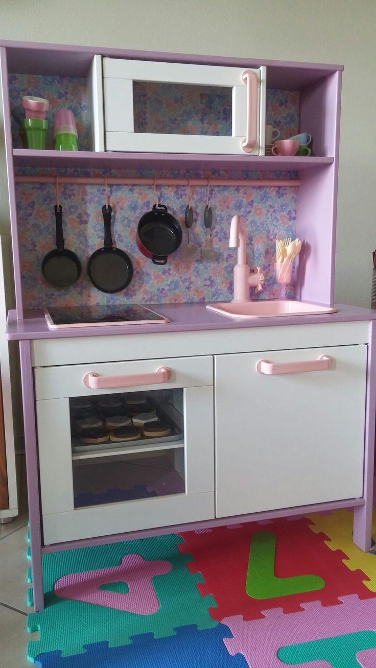 Oltre 25 fantastiche idee su cucina giocattolo su - Cucina in legno per bambini ikea ...