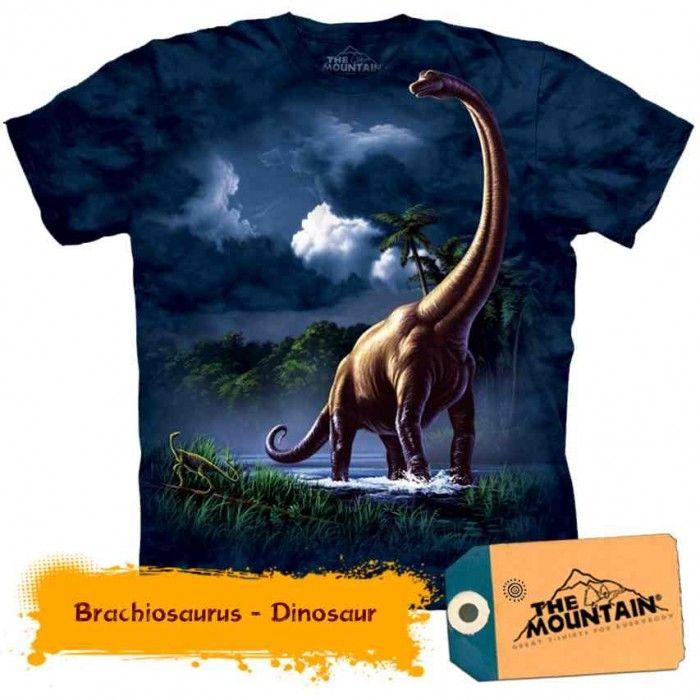 Tricouri The Mountain – Tricou Brachiosaurus