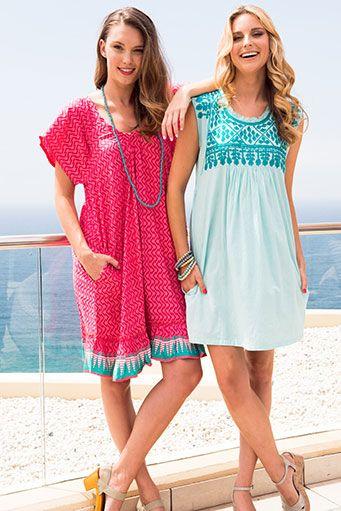 Summer 15 campaign  Beach Resort Clothing by Firefly www.fireflyonline.com.au
