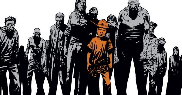 THE WALKING DEAD Being Developed Into VR Games.