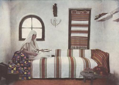 Romanian interior