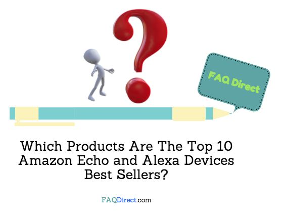 Check out top 10 Amazon Echo and Alexa Devices Best Sellers in real time. Check out the ranking from a great selection of products from Amazon Echo Dot, Echo Spot, Echo Plus, Amazon Tap etc from Echo and Alexa Devices Category. Amazon Echo and Alexa Devices Best Sellers ranking data are available real-time from Amazon.