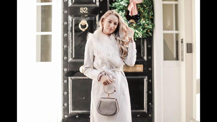 Come Christmas Shopping With Me on Oxford Street // Zara Haul  // Fashio...