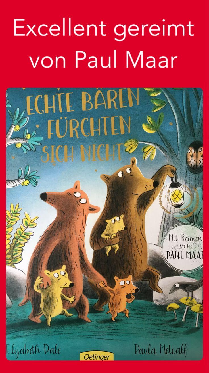 """Bilderbuchtipp """"Echte Bären fürchten sich nicht"""" – Elke Bär"""