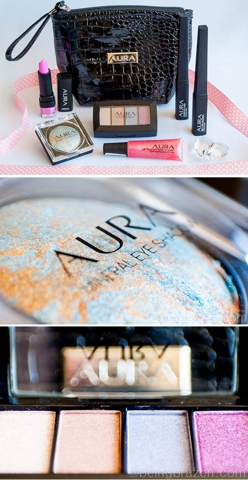 Aura Cosmetics from Queenspark (South Africa)