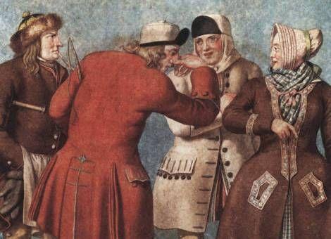 Farverige fortællinger om 1700-tallets København