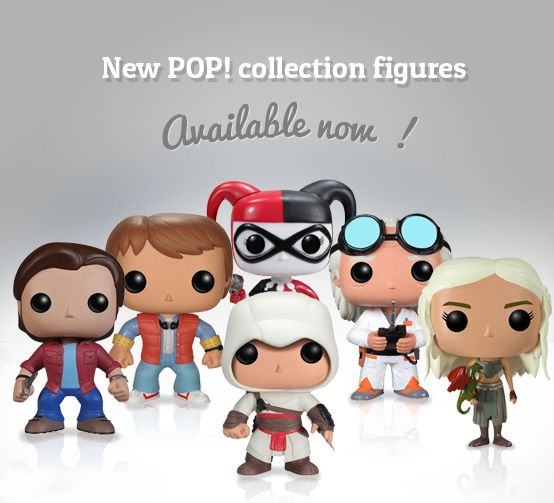 Check out our collection of Funko Pop! Vinyl figures at www.othertees.com/shop/collectibles  Pin it for a chance at a FREE TEE