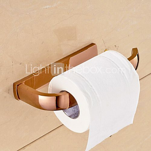 Rose Gold Bathroom Accessories My Web Value - Metallic gold bathroom accessories