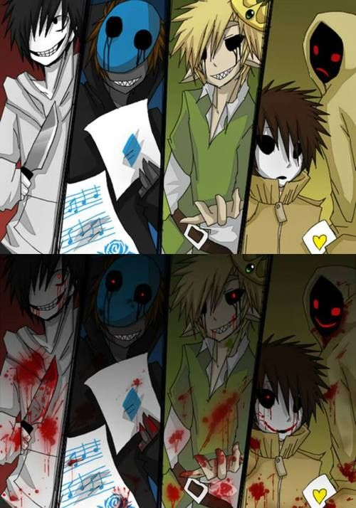 These pictures are from a youtube animation video called Alice Human Sacrifice Creepypasta or something of the sort.