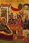 Το Μακεδονικό: Γέννηση της Υπεραγίας Θεοτόκου