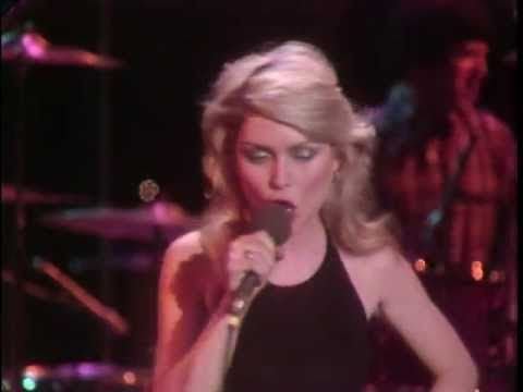 "Blondie: ""One Way or Another"" (USA; ""Midnight Special"", 1979) - YouTube. I love this song, but the video is something else though lol!  Oh the 70's."