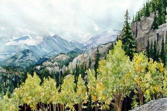 Rocky Mountain National ParkRocky Mountain National, Mountain Aspen, Mountain National Parks, Rocky Mountains