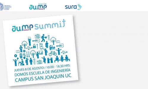 Jump Chile invita a su innovadora Jornada de Emprendimiento: JUMP SUMMIT