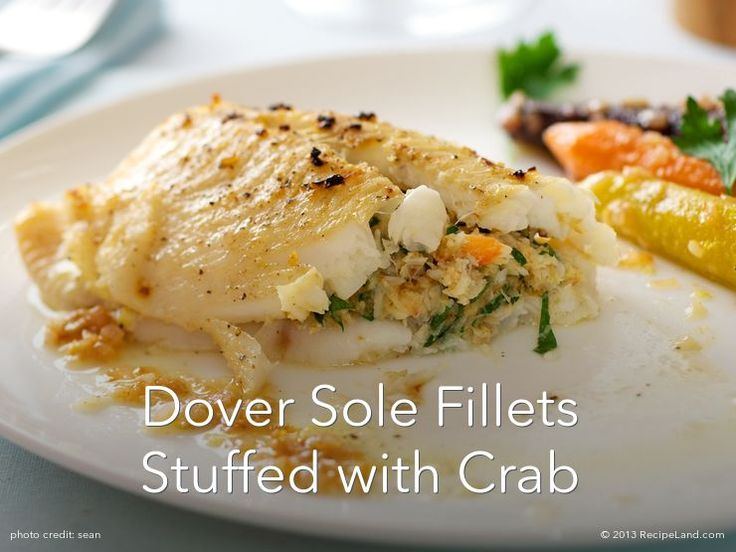 25 best ideas about sole recipes on pinterest sole for Stuffed fish fillets