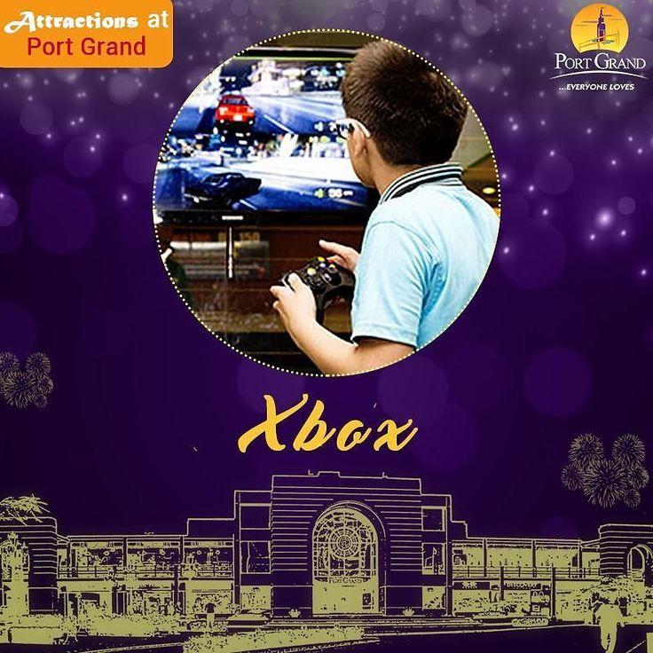 All gamer out there. Get yourself ready for the ultimate adventure of Xbox at Port Grand.  #portgrand #karachites #foodie #fooddiary #pakistan_travel_daries #foodporn #desi #restaurant #exclusivepakistanisuits #igerspakistani  #mood #streetdreamsmagazine #moodygram #wallsofinstagram #instagram #spectacularpakistan #instalike #greenpakistan #weekend #happiness #dawn_dot_com #happy #dawndotcom #seaport #pakistandiary #fun #pakistanifashion