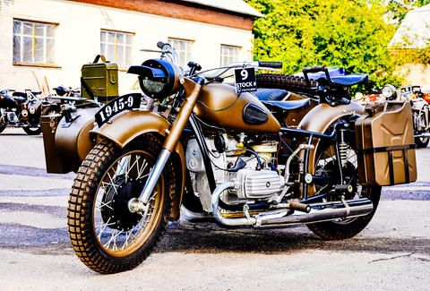 The Best Vintage Motorcycles on eBay