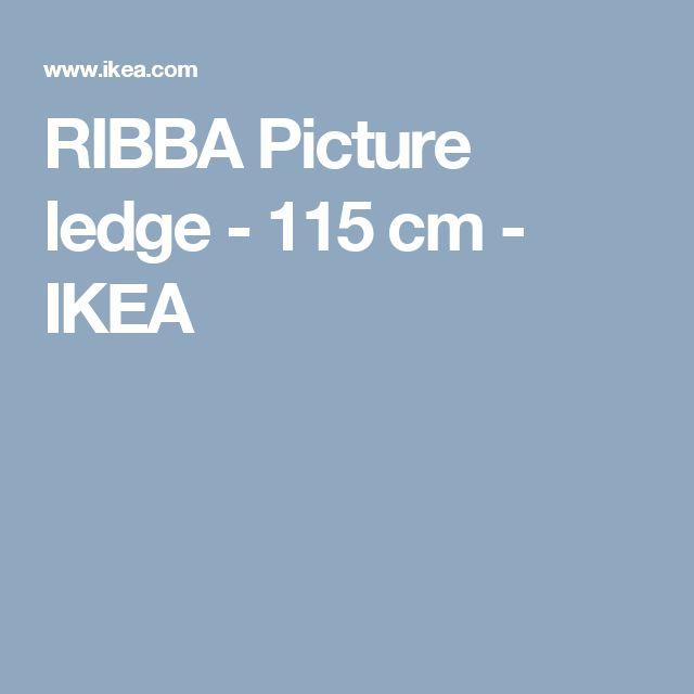 RIBBA Picture ledge - 115 cm  - IKEA