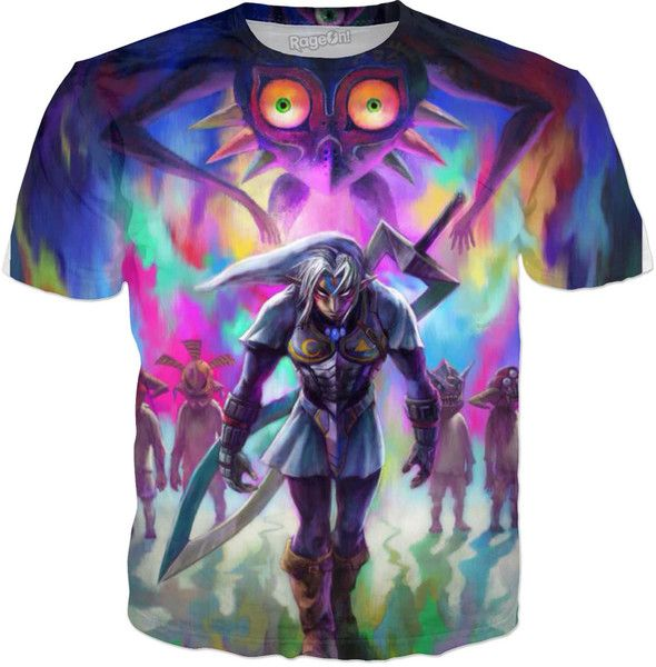 Legend of Zelda Majora's Mask is one of the best games ever created... And i think you NEED to play it.