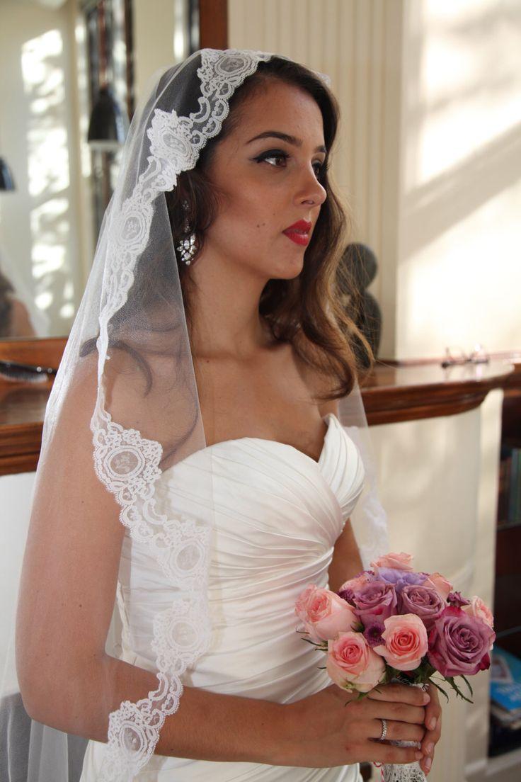 Best Lace Wedding Veils Ideas On Pinterest Cathedral Wedding