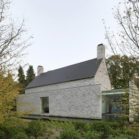 Villa Rotonda Bedaux de Brouwer Architects