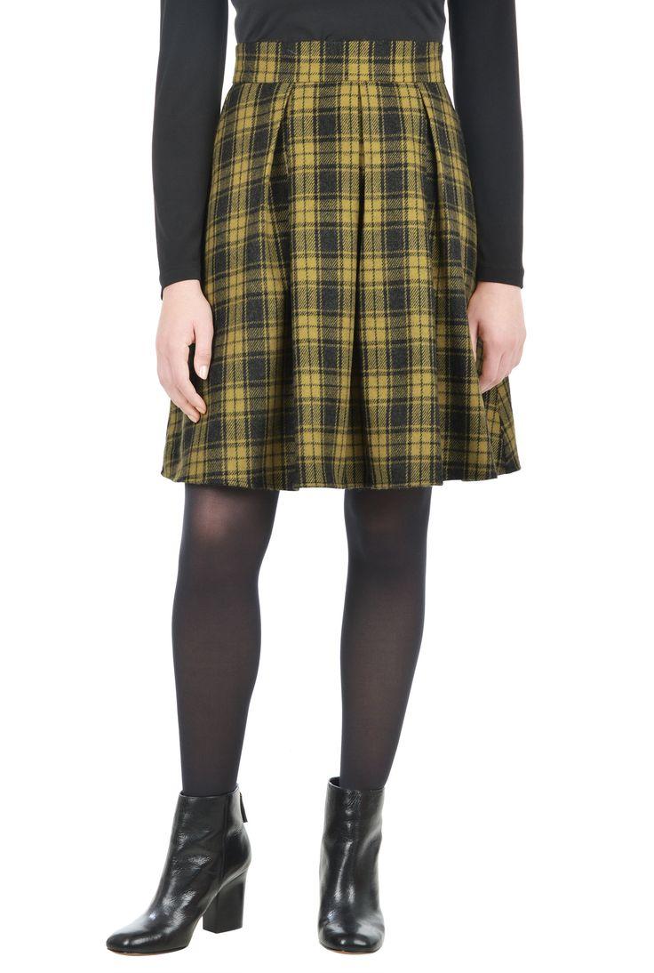 1000 ideas about box pleat skirt on vintage