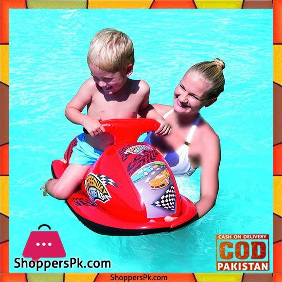 On Sale: Splash and Play Kids Inflatable Swimming Pool Float Red Racer Rider 3-6 Years Kids in Pakistan Price Rs. 500 https://www.shopperspk.com/product/splash-and-play-kids-inflatable-swimming-pool-float-red-racer-rider-3-6-years-kids/