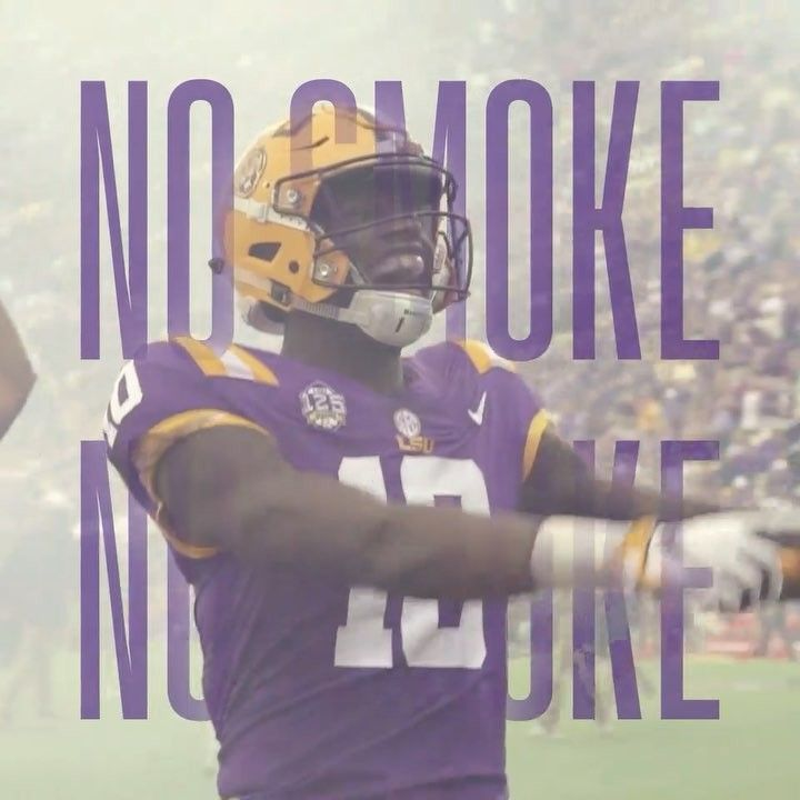 10 7k Likes 107 Comments Lsu Football Lsufootball On Instagram Y All Don T Want It Lsu Football Lsu Tigers Football Lsu