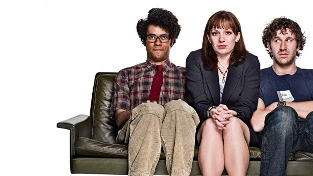 The IT Crowd!!!!!