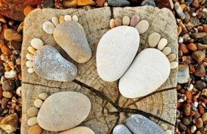 17 Ideen für Gartengestaltung – Steine sind vielseitig einsetzbar