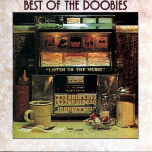 The Doobie Brothers Best Of The Doobies - cassette