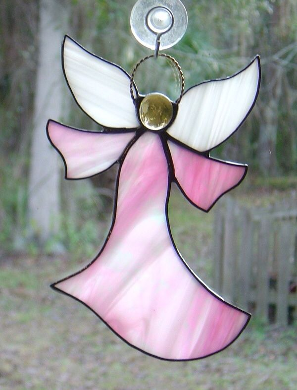 Pin By Isabel Graham On Angel Art Stained Glass Angel