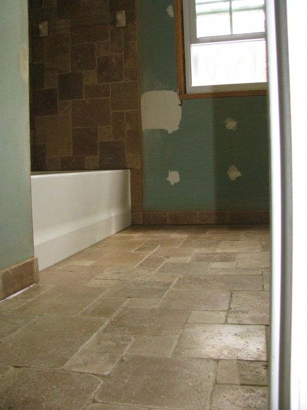8 best images about tile on pinterest mantels hearth for Baseboard ideas for bathroom