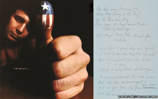 All the Stories That You Missed: American Pie