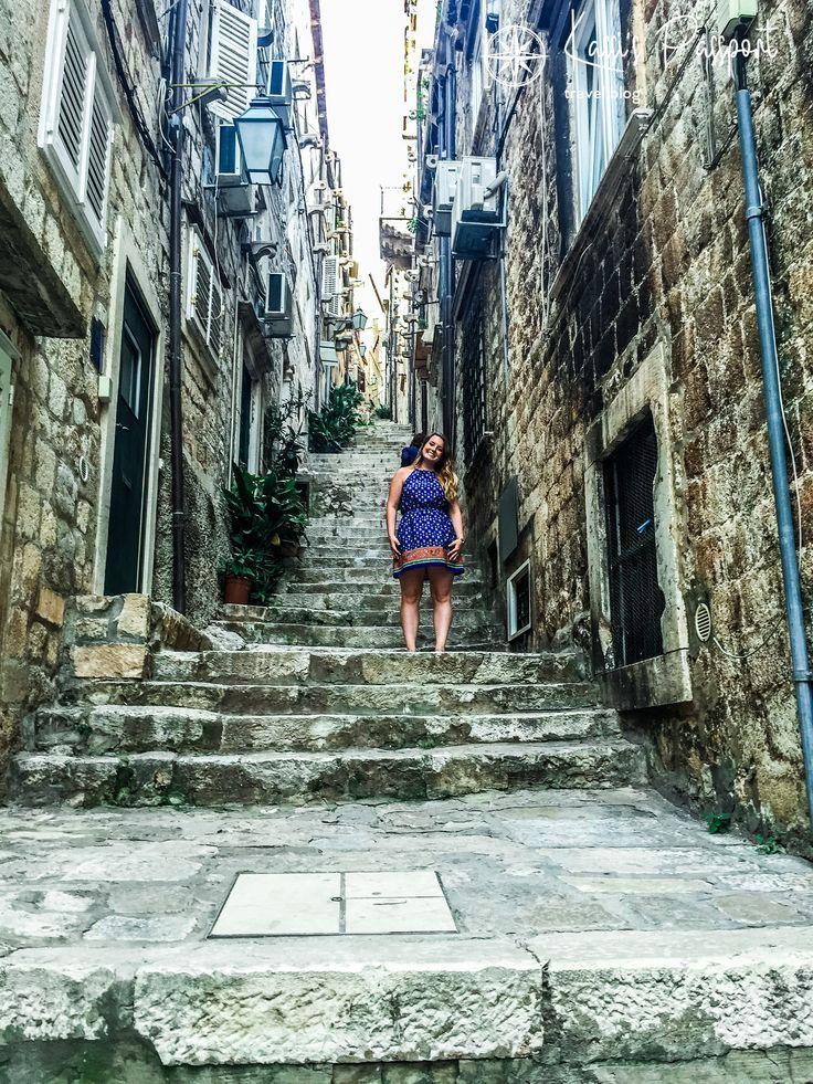 Visit the old streets of Dubrovnik, Croatia. It feels like walking through history IG: @kassispassport