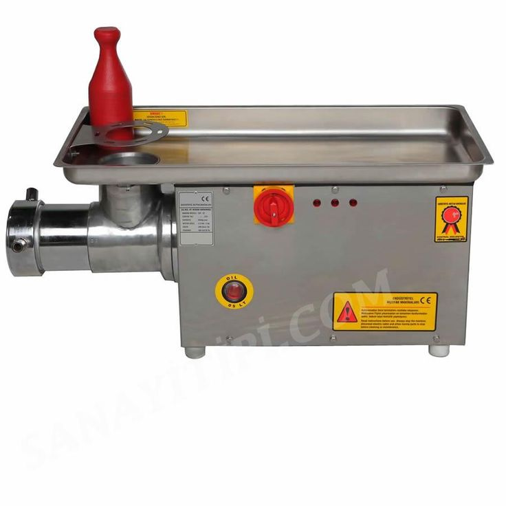 32 Nolu Et Kıyma Makinesi » Et Kıyma Makineleri - Sanayi tipi