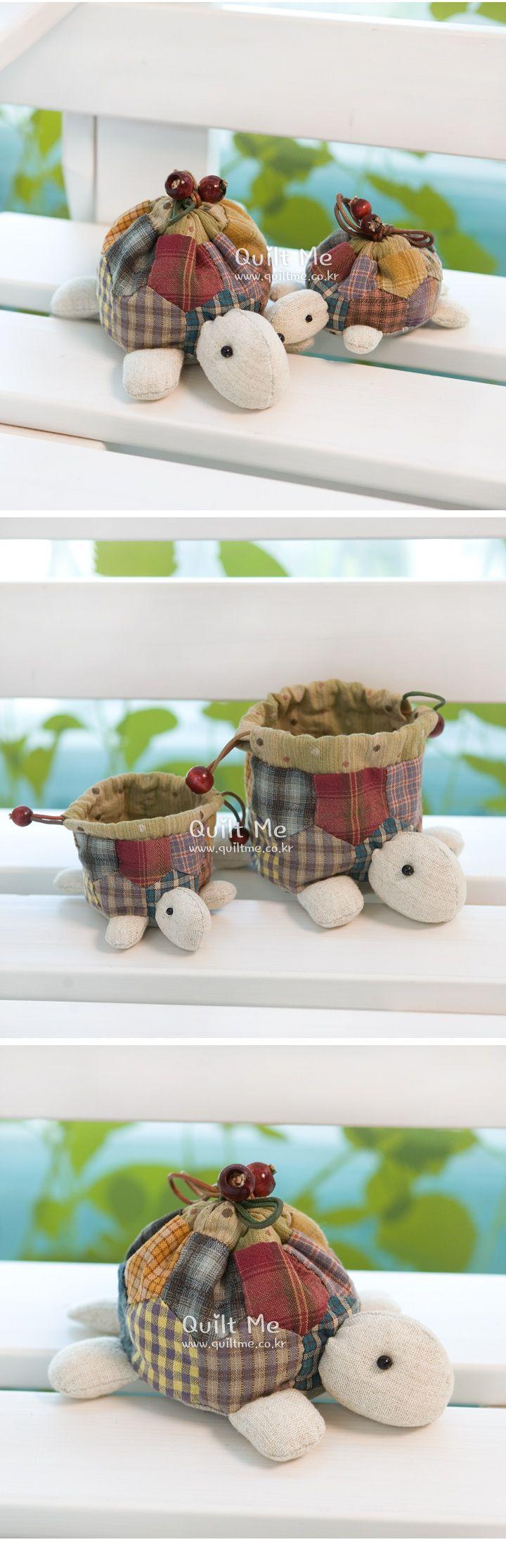 little turtle bags, so cute!