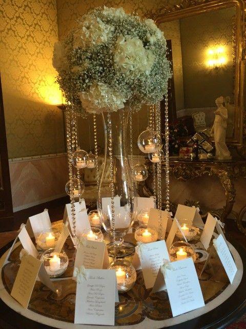 Luxury escort table..