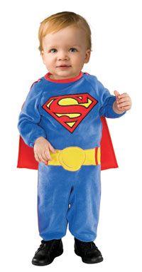 Baby Superman Costume - Baby Costumes