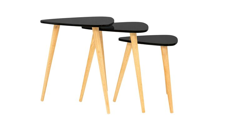 Tri Set of 3 Tables from Domayne Online