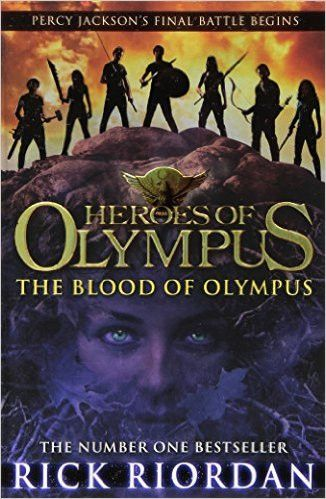 Blood of olympus (heroes of olympus 5) is the story of greek and roman demigods of the agro 2. Throughout their journey, they had successful quests until they encountered the earth mother, gaea, whom