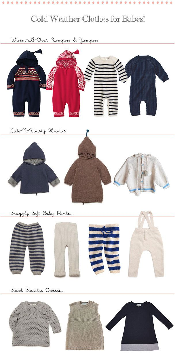 Boys Cold Weather Clothing