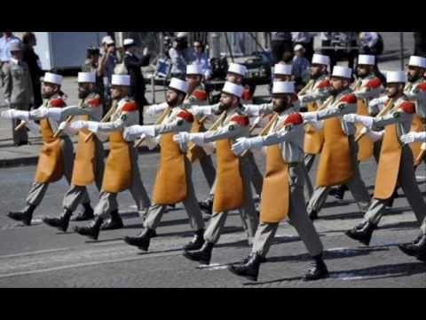Le Boudin - March of the Foreign Legion (120 Beats) Marche de la légion ...