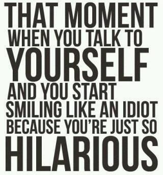 OMG...I do this all the time!