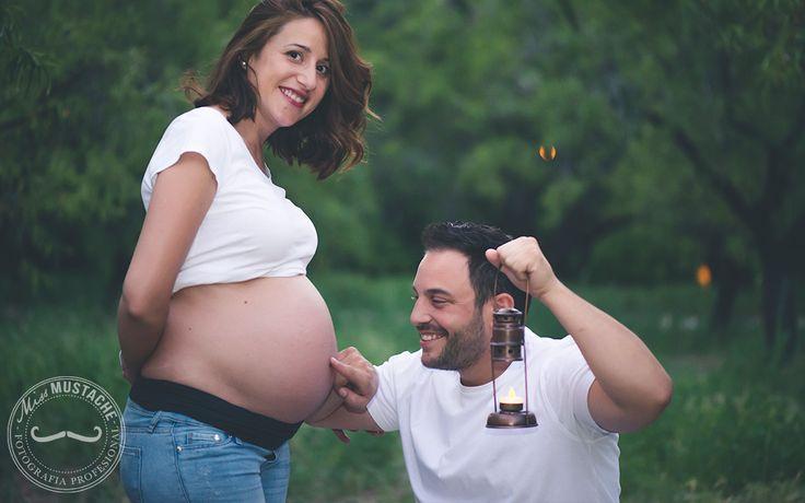 Fotografía Premama | Fotografía Embarazo | Embarazados | Fotografía futuros papas | Sesión en exteriores | Sesión familia | Atardecer