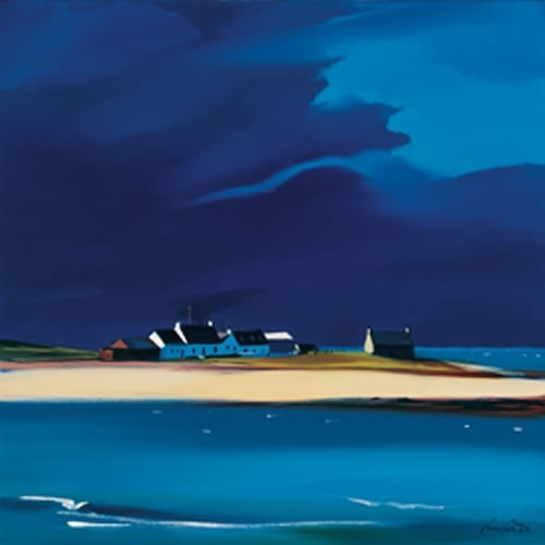 Art Prints Gallery - The Row, Tiree (Limited Edition), £110.00…